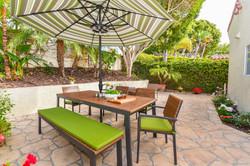 Patio Table Set