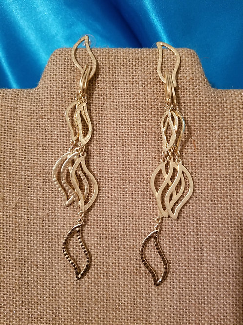 Latina earrings