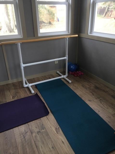 Ellen's Home Studio