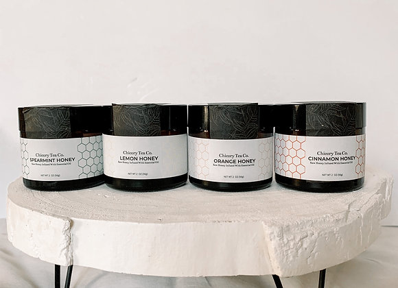 Honey Sampler - 2 oz jars
