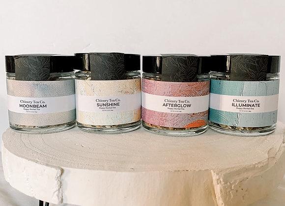 Tea Sampler - 2 oz. jars