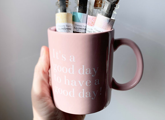 Tea + Mug Gift Set