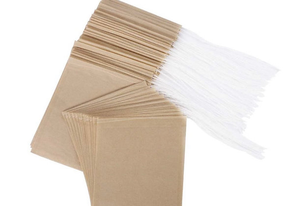 Disposable Tea Filter Pack (25)