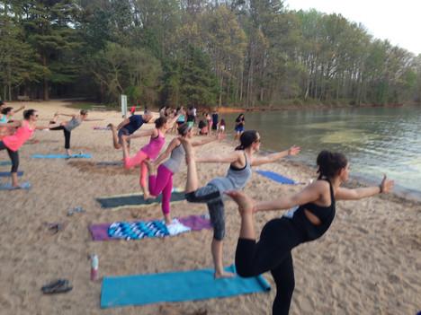 Gotta Yoga Beach Yoga