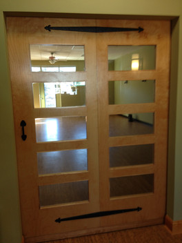 Studio Entry at GY Mooresville