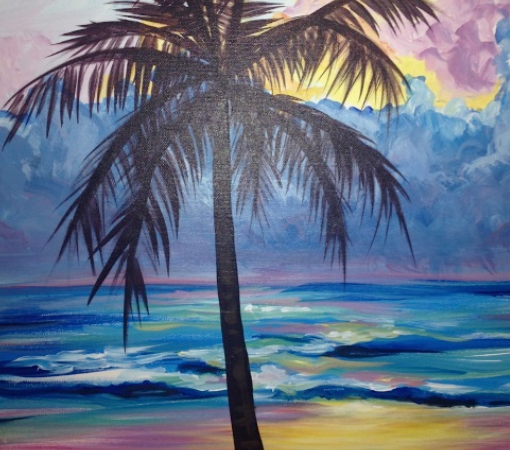 Hawaiin Sunrise