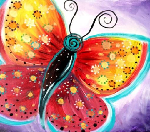 Fuschia Flutter