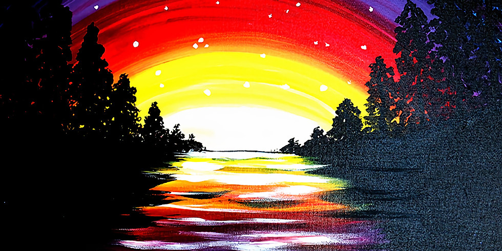 Mystic Retreat Paint & Sip