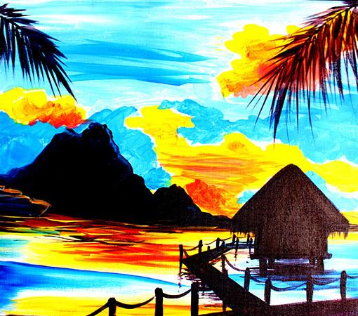 Tahitian Memory
