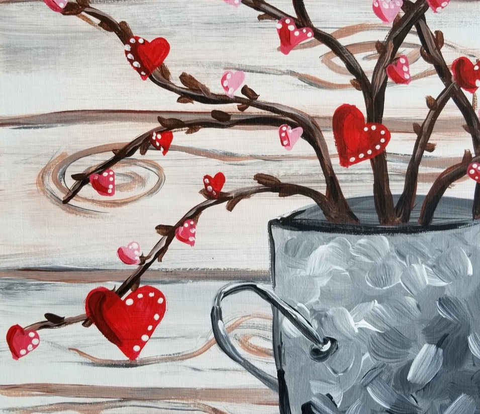 Hearts in Tin Cup