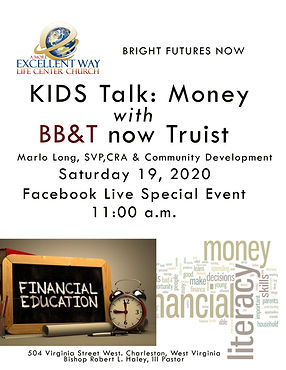 Bright Futures Now Financial Literacy Se