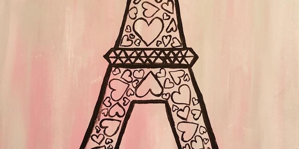 $10 Paint Night! Paris
