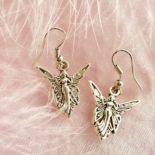 Angel Guardian Angel Earrings