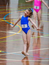 Sunnybank Physie Junior zone competition