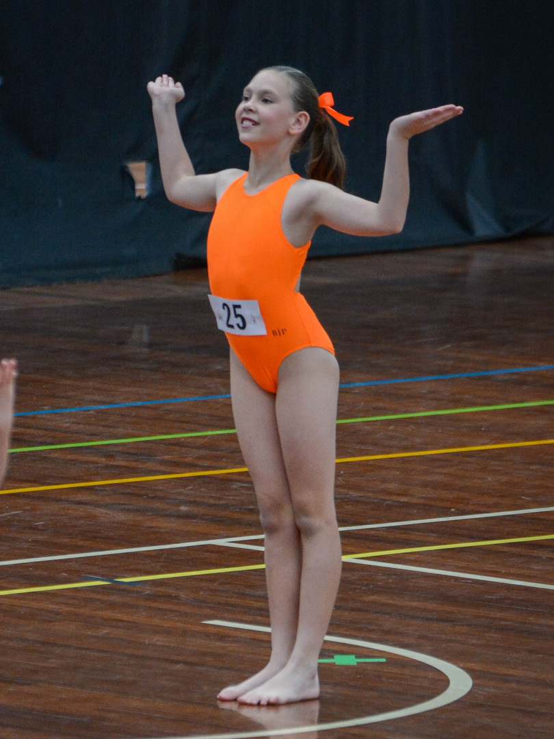 Sunnybank Physie junior zone competition