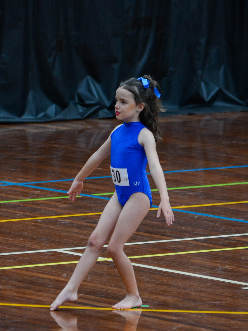 Sunnybank Physie Juniors zone competition