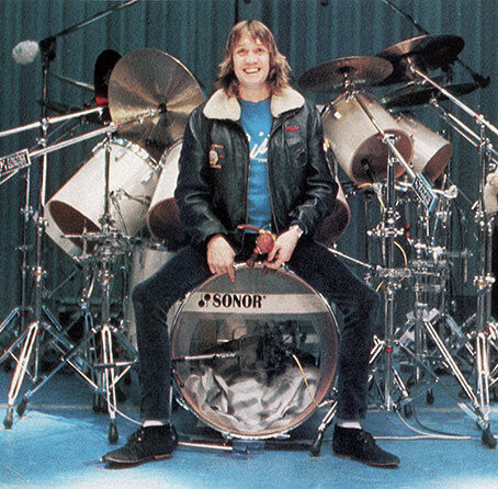 Nicko McBrain's Iron Maiden debut: creative, powerful and clear