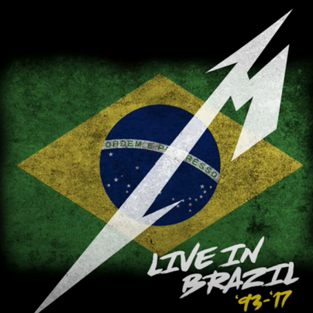 Metallica Streams Old Brazil Shows as Tour is Suspended