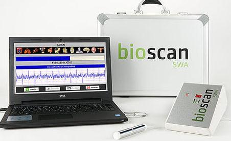 Bioscan Dresden Messung Apotheke