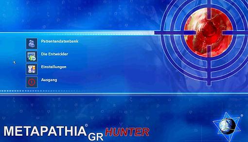 Methapia Hunter NLS System Infos auf deutsch