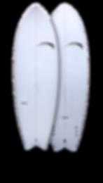 Prancha Fish