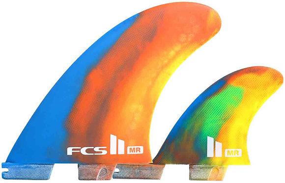 FCS II MR Twin + Stabilizer Mark Richards