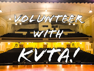Volunteer for KVTA
