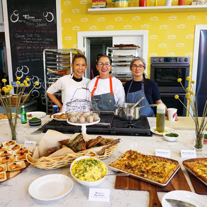 Sunday Funday at More Bubbles Brunch at Hedley & Bennett with Chef Nancy Silverton