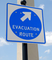 What does a mandatory evacuation has to do with your insurance policy?