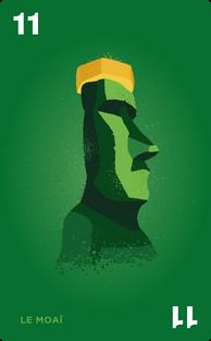 Le Moai