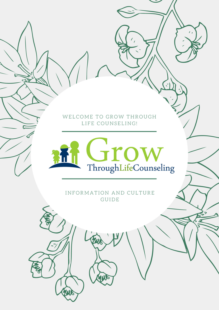 Welcome to Grow Through Life Counseling