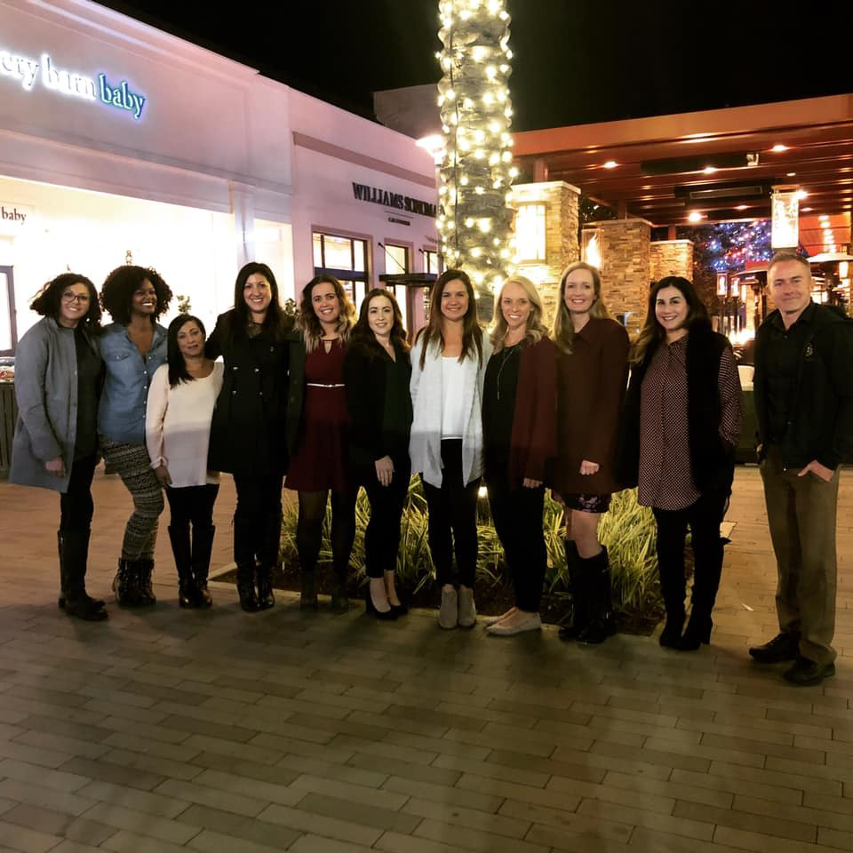 Team Photo from Holiday Dinner