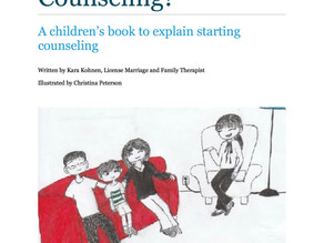 How to prepare a Child to Start Therapy