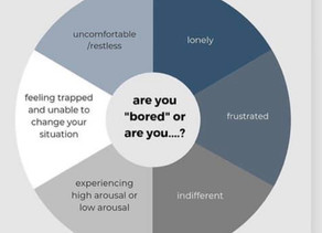 """We are hearing """"I'm Bored"""" a lot. Are you bored?"""