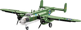 5713 B-25 Mitchell Frontview RGB 72ppi.j