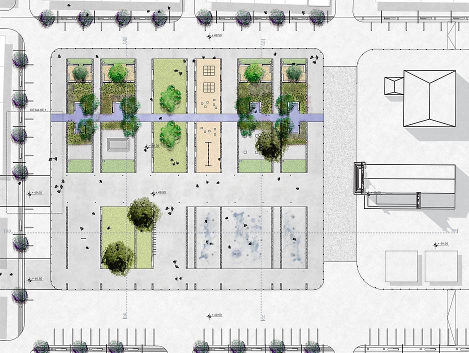 Implantação Projeto Praça Guaratuba
