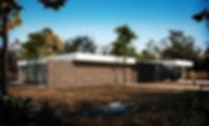 Residência em Rancho Queimado - Fachada Frontal