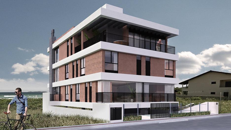 Projeto Residencial Edifício
