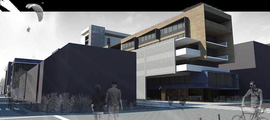 Projeto Universidade Belas Artes Balneário Camboriú - Opera Prima. Peters Studio Arquitetura em Balneário Camboriú