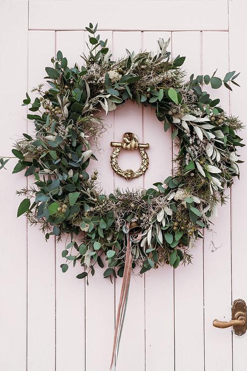 Wild Nordic Festive Wreath