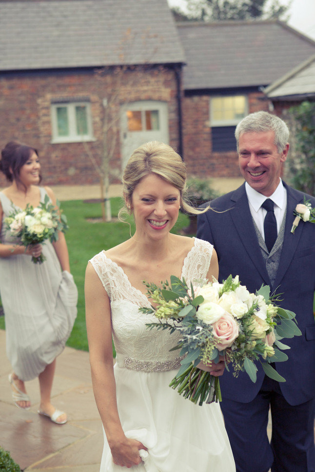 Rustic chic at Farbridge Barn