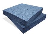 Platen Métisse isolatie. Isolatie van gerecycled katoen. 100% duurzaam gerecycled textiel