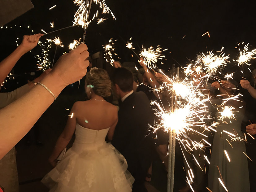Wedding Sparklers with Bride.jpg