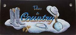Novembre : Vive le country