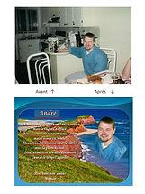 Photo souvevir - Montage de photo avec Photoshop