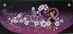Février : Love you Betty Boop