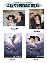 Photo souvenir - Montage de photo avec Photoshop