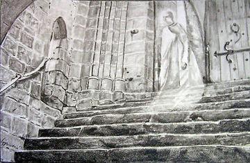 Le Maître - Étude ombres/lumières et perspective