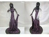 Duchesse (statue faite avec du tissu 100% coton - Technique Paverpol