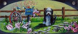 Mai : Notre beau chien Buddy